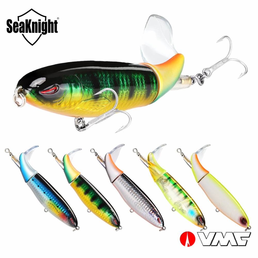 Buy seaknight fishing lure sk050 sk051 for Whopper plopper fishing lure