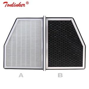Image 3 - فلتر الهواء بالكابينة ل سيات ليون/توليدو 3/Altea/Altea XL/Alhambra 2004 2005 2015 2016 2019 HEPA فلتر الشبكة PM2.5 سيارة فلتر الهواء بالكابينة