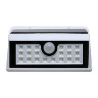20 LED Solar Powered Waterproof PIR Motion Sensor Lighting Lamp Outdoor Garden Yard Pathway Security Lamp