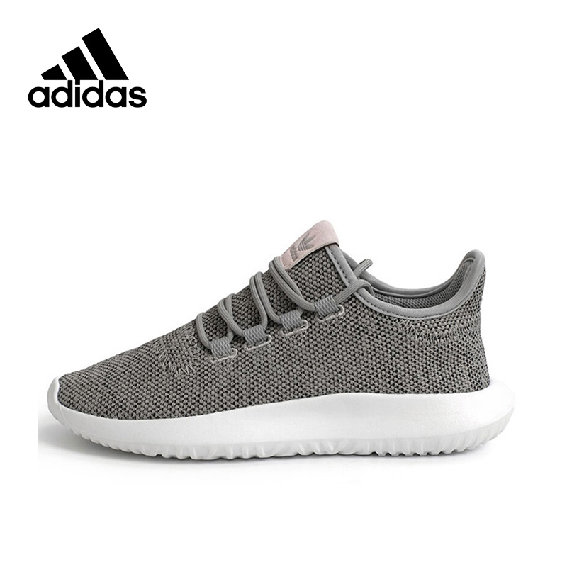 Original New Arrival Official Adidas Tubular Shadow Womens and Breathable Leisure Running Shoes