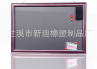 43 63cm Free Shipping Magnetic Blackboard With Photo Frame Wooden Chalkboards With Magnetic Christmas Gift 2014
