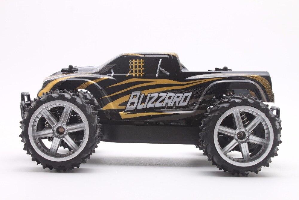 Coche Del RC 2.4 GHz Rock Crawler Truck 1:16 Escala 4WD Rally Car Off-road Carre