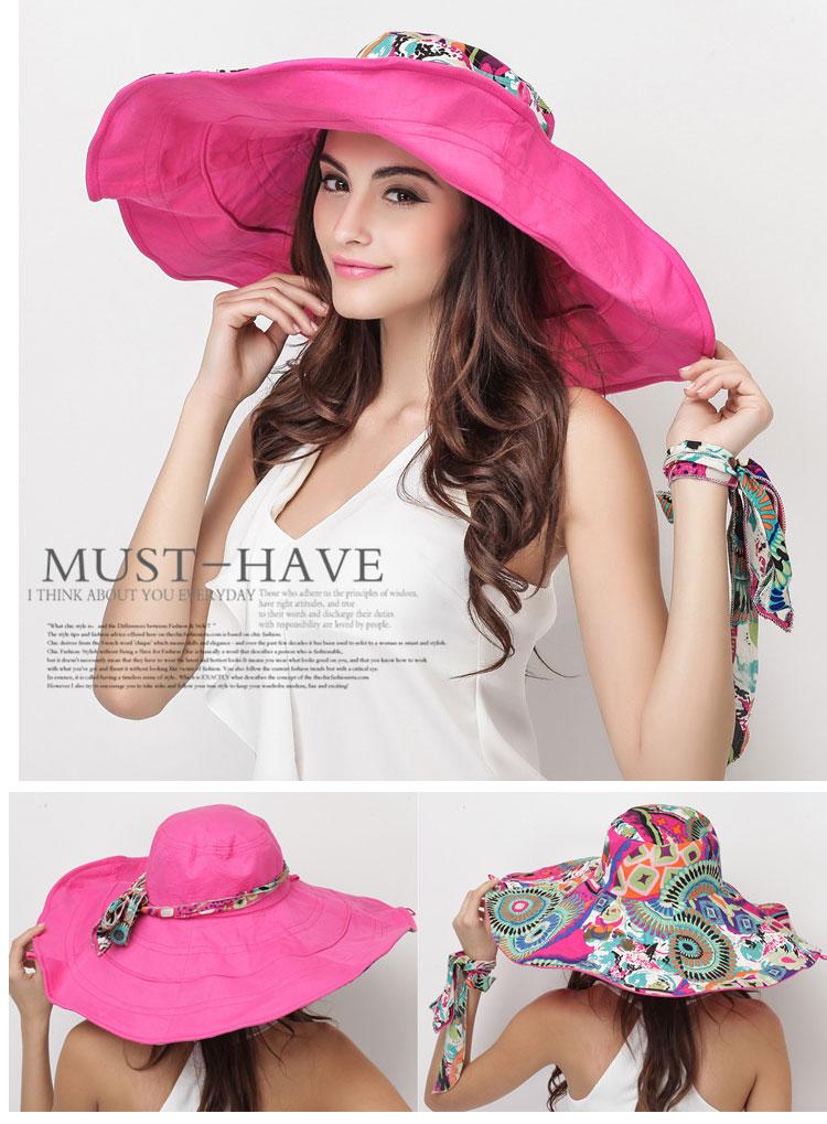 summer hat for women beach hat for women (9)