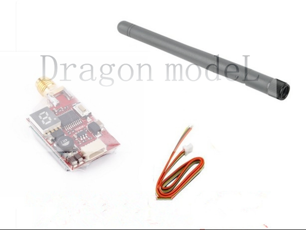Dragon model 5 8 ghz TS5828L 600 mw 40ch canali mini wireless a v di Transmitter
