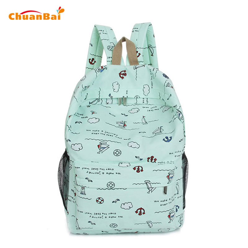 Aliexpress.com : Buy Hot New Fashion Backpacks For Teenage Girls ...