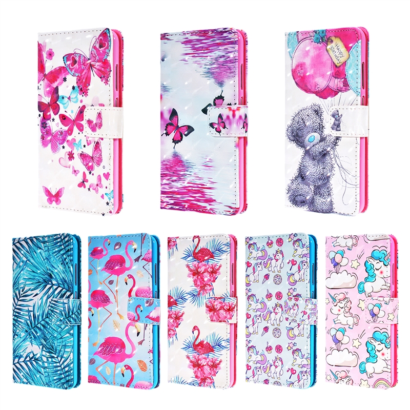 Cellphones & Telecommunications Intellective Yokata Flip Leather Case For Huawei P10 Lite Case For Wallet Floral Unicorn Flamingo Butterfly Coque For Huawei P10 Lite Case