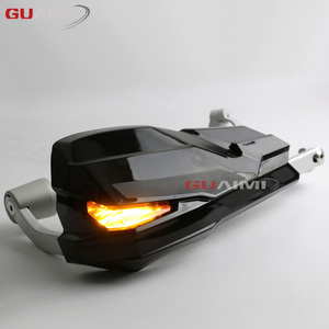 Image 5 - NEW LED motorcycle handle wind shield handguards For BMW F800GS/R1200GS LC/ADV include Signal Lights and Daytime running lamp