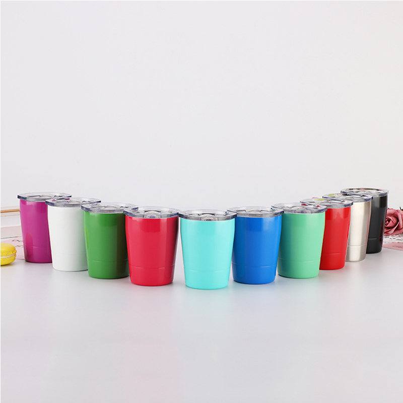 304-stainless-steel-insulation-cup-Double-wall-vacuum-coffee-mug-260ml-Children-s-Milk-tumbler