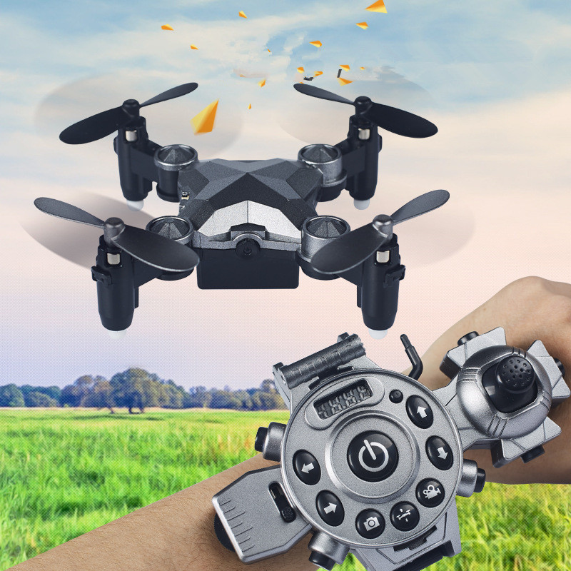 2017 DH 800 Watch Control Wifi FPV RC Selfie font b Drone b font 2 4GHz