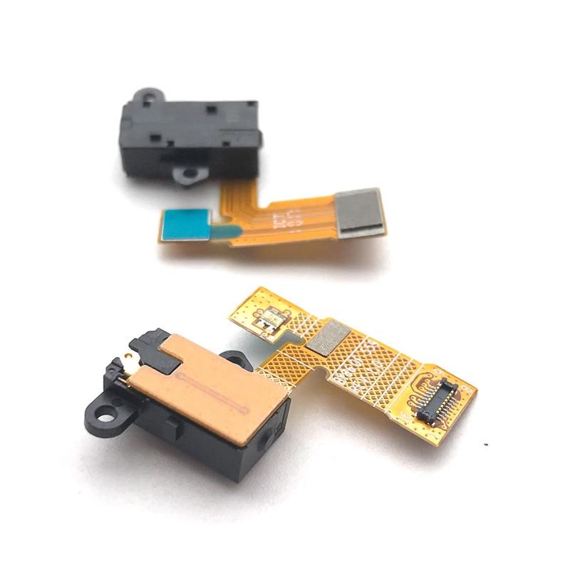 10 Pcs lot For Sony Xperia XA1 Ultra Earphone Headphone Audio jack Flex Cable Ribbon High