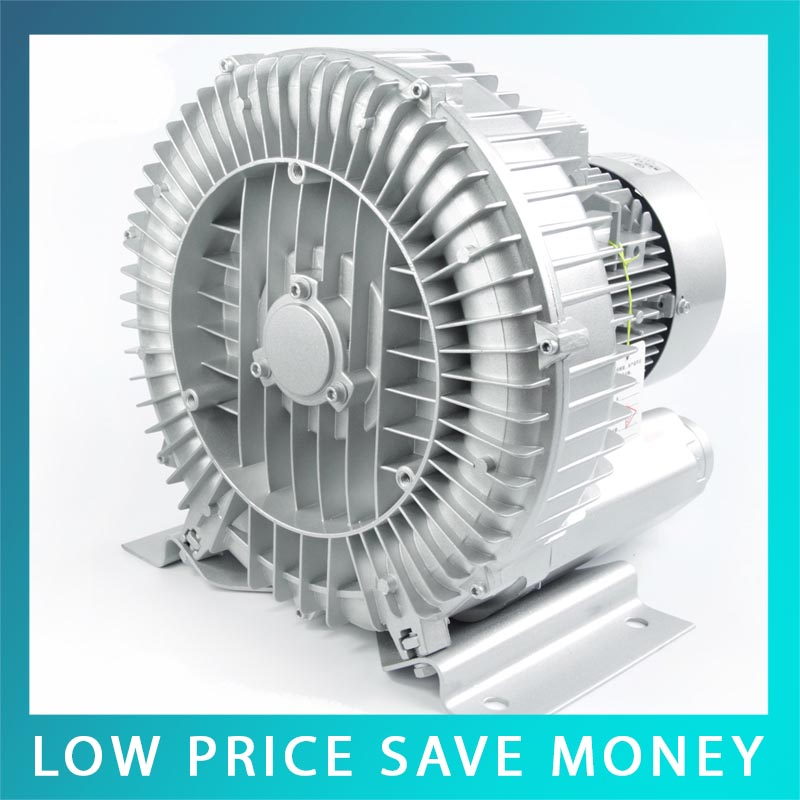HG 370 High Pressure Blower 80m3 H 220V 50HZ Electric Ponds Pool Oxygen Pump