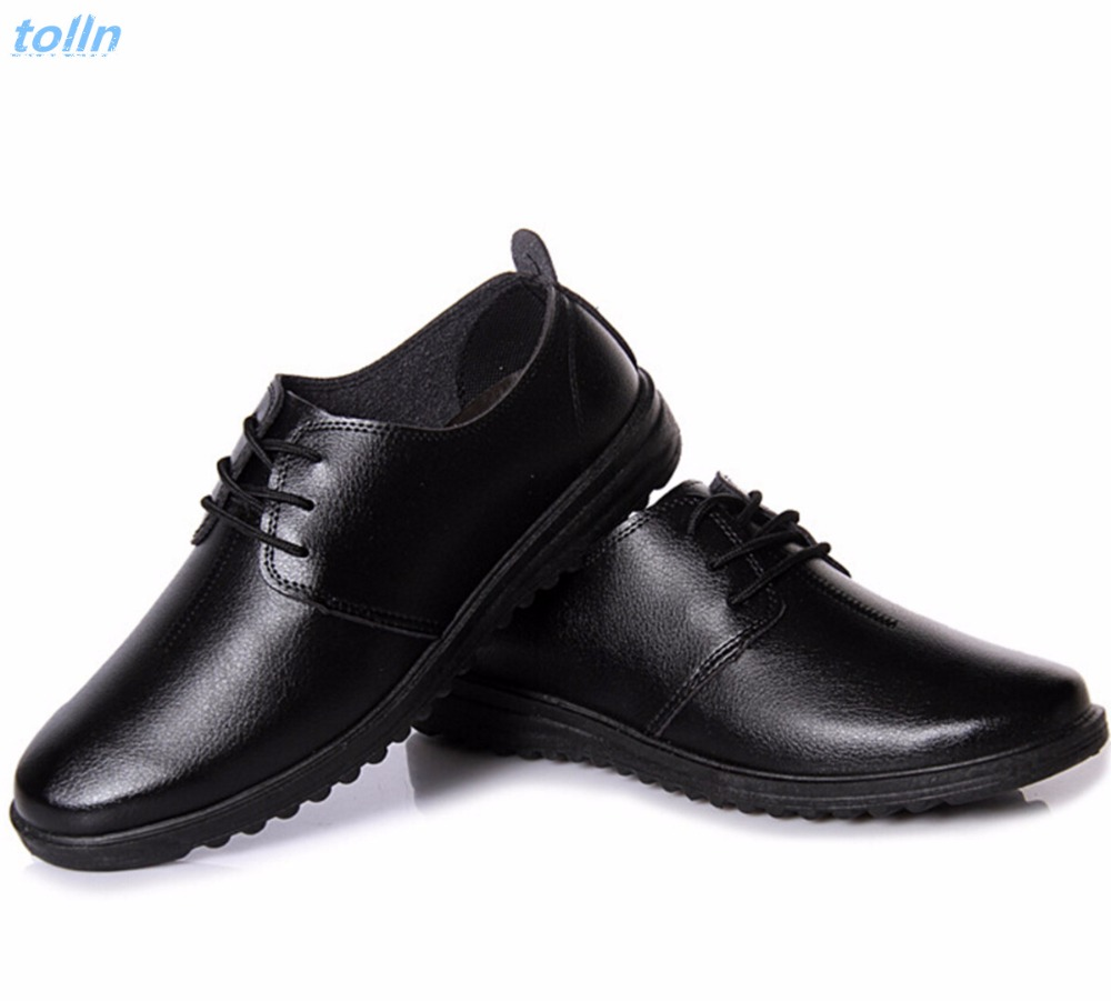 new spring autumn 2017 men Leather shoes black business mens work oxfords zapatillas zapatos hombre male soft moccasins 38-44  spring and autumn business casual leather moccasins shoes soft leather soft outsole men s light free shipping
