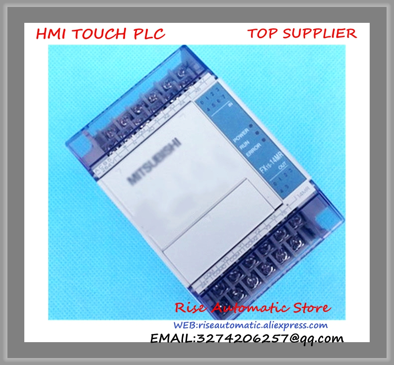 FX1S-14MT-001 PLC 24V DC Transistor Output Base Unit New Original 100% test good quality рубашки