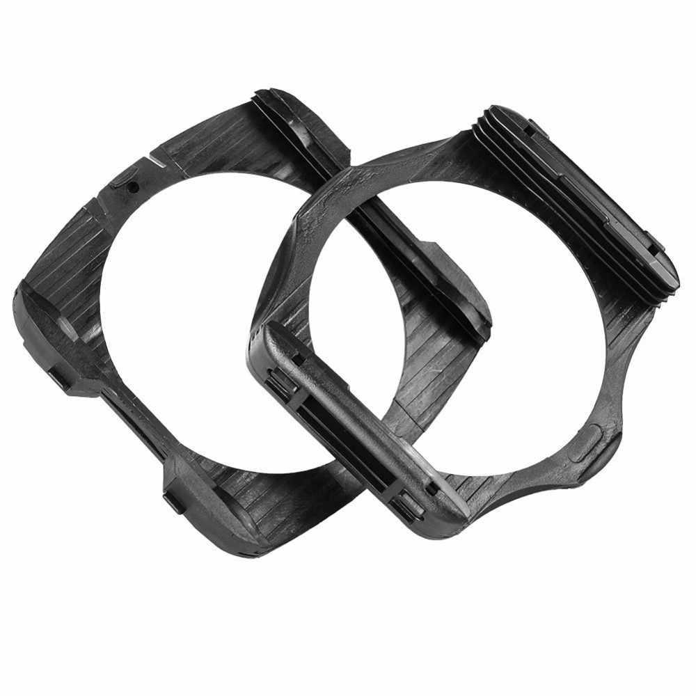Zomei filtro de câmera, gradiente de densidade neutra, nd quadrado, filtros de resina, suporte de anéis, sistema de série cokin p para dslr
