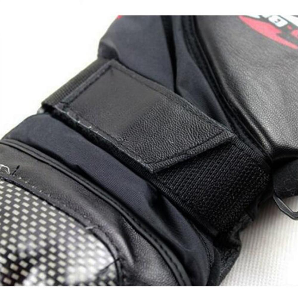 Motorcycle leather gloves waterproof - Aliexpress Com Buy Pro Biker Guantes Motorcycle Gloves Waterproof Leather Gloves Motorcycle Winter Warm Full Finger Motocross Motorbike Moto Glove From