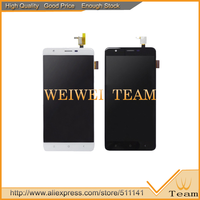 Original Para Oukitel U15 Pro LCD Display + Touch Screen Reemplazo Digitalizador Asamblea