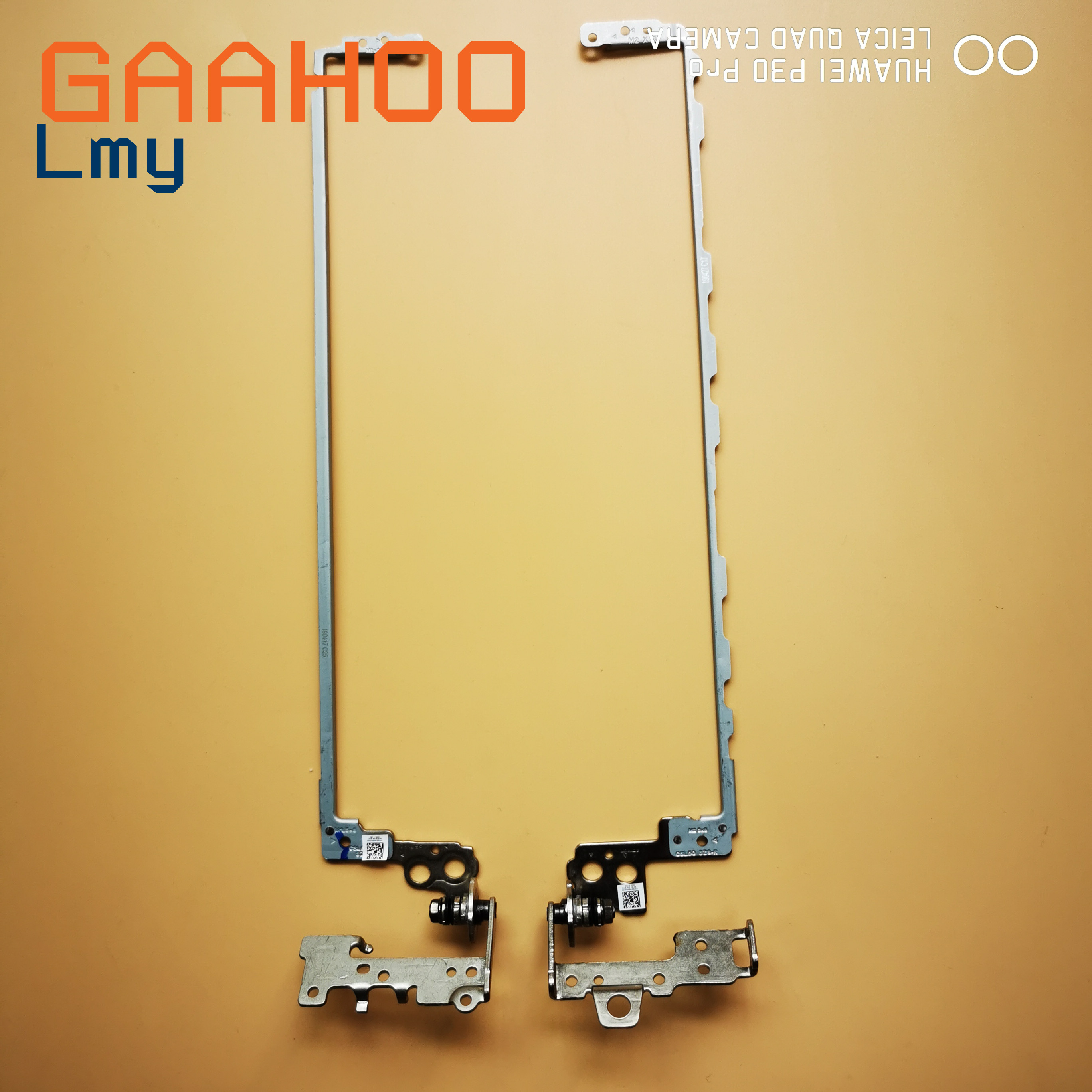 Brand New Laptop Lcd Hinges For HP 250 G6 255 G6 TPN-C129 C130 15-BW 15-BS 15T-BR 15T-BS 15Z-BW Series laptop R & L