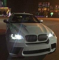 Newest Brightest 2 X 80W 2200LM CREE T6 U2 LED Angel Eye Light H8 For BMW