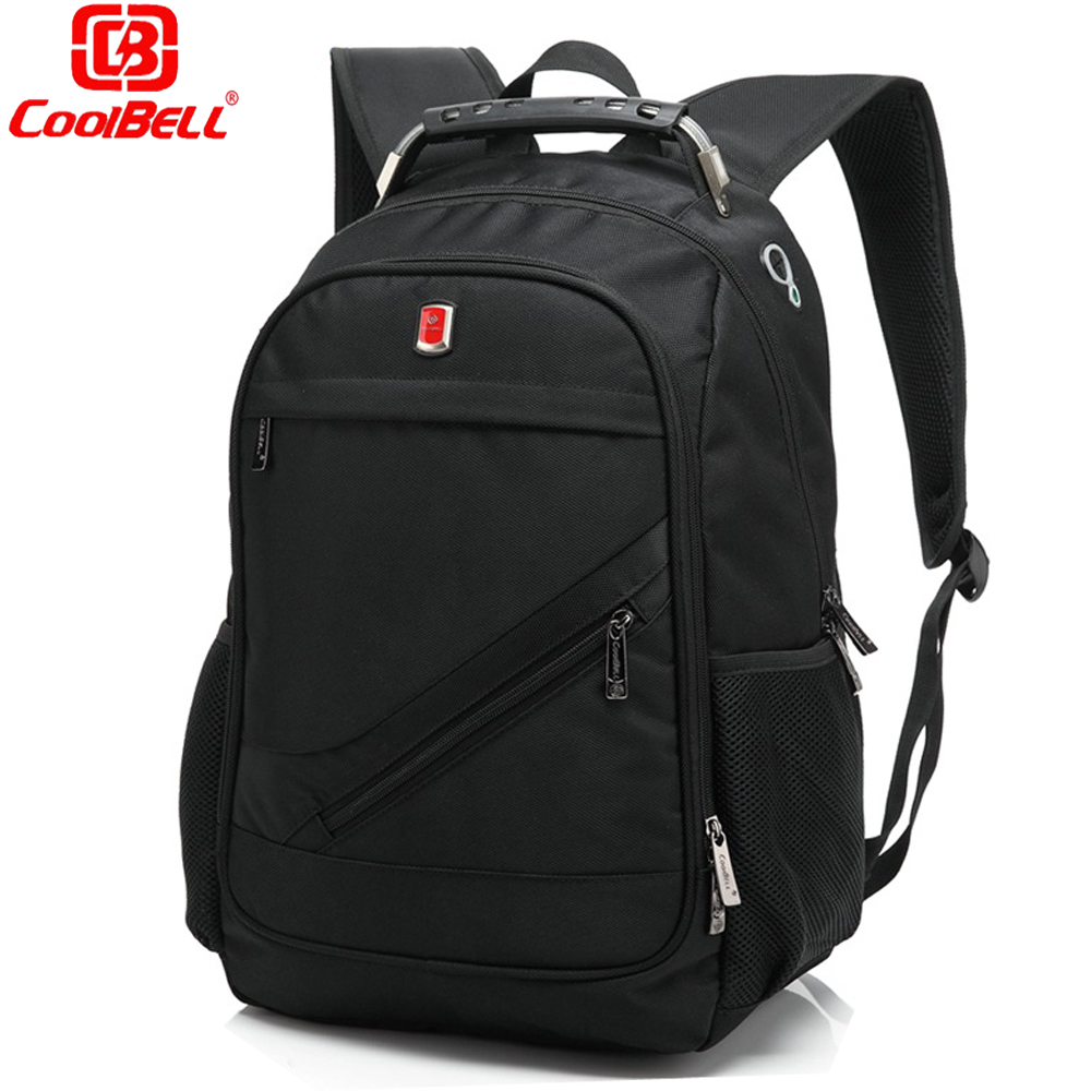 ФОТО Collbell Brand Laptop Backpack 15.6 inch Men's Travel Bags Multifunction Rucksack Waterproof Oxford Teenagers School Backpacks