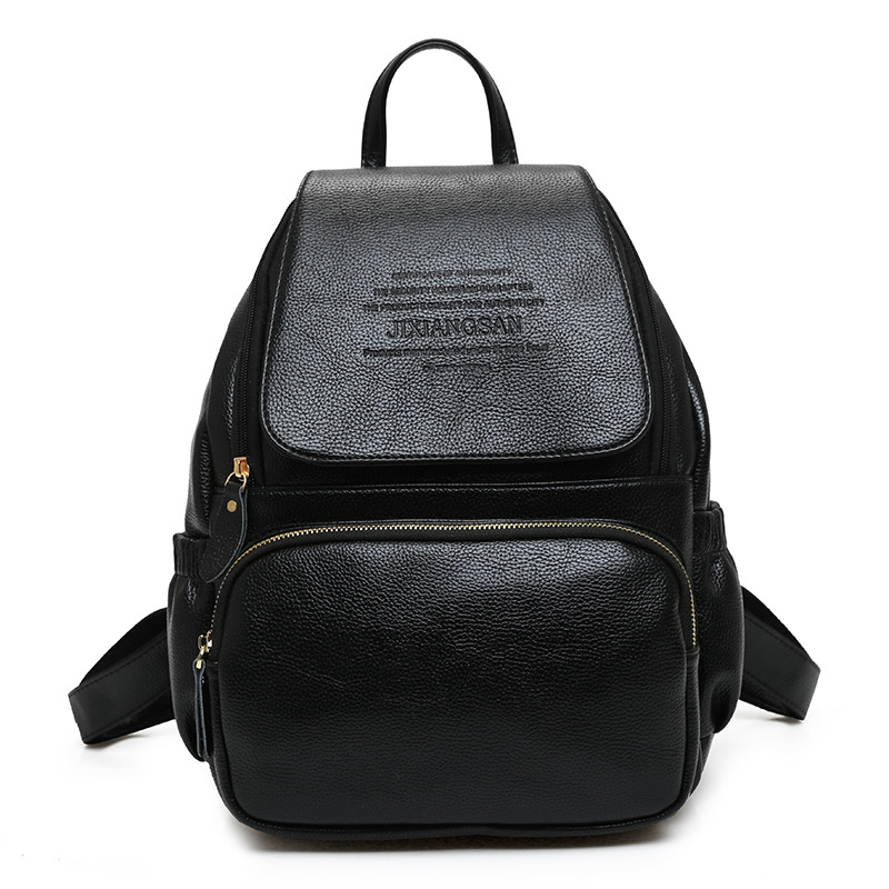 Fashion Women Backpack High Quality Leather Backpack School Bags for Teenage Girls Female Shoulder Bag Bagpack Mochila Femininas