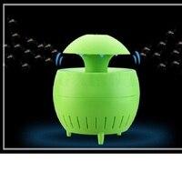 Новый летний электрические наклейка от комаров лампы фотокаталитический 220 V светодиодный свет На Открытом Воздухе Летающие насекомые вред...