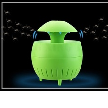New Summer Electrical Anti Mosquito Killer Lamp Photocatalyst 220V LED Light Outdoor Flying Insect Pest Repeller