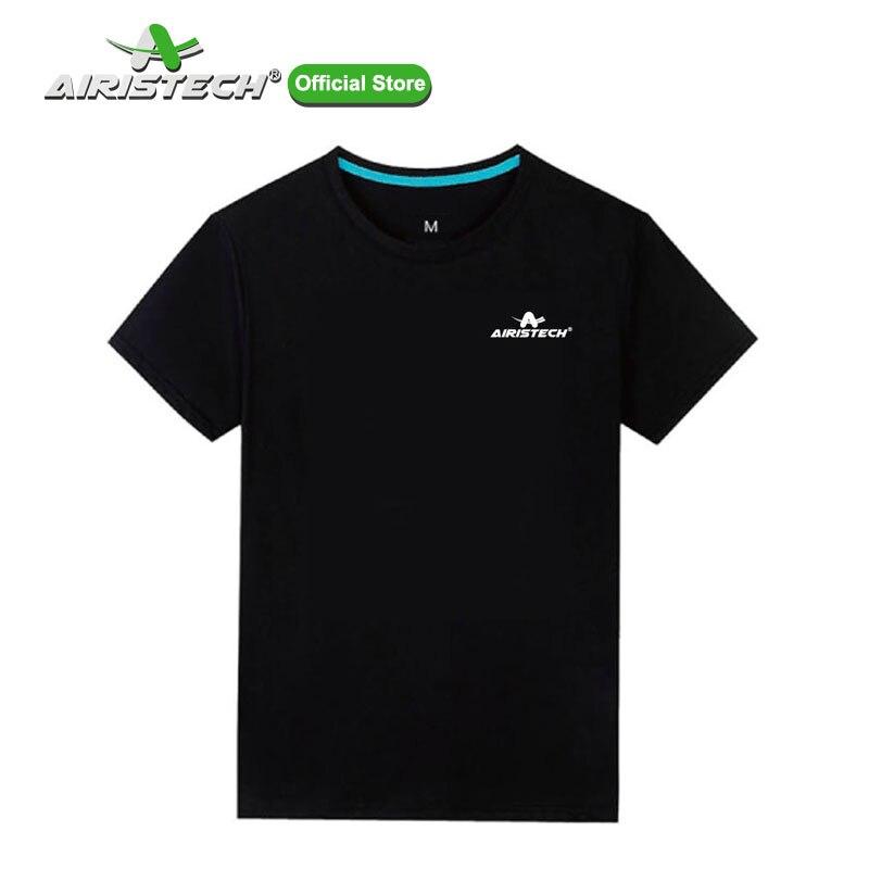 AIRISTECH Exclusive Custom T-shirt for Fans in Airis Store VIP Club Woman&Man's Shirts