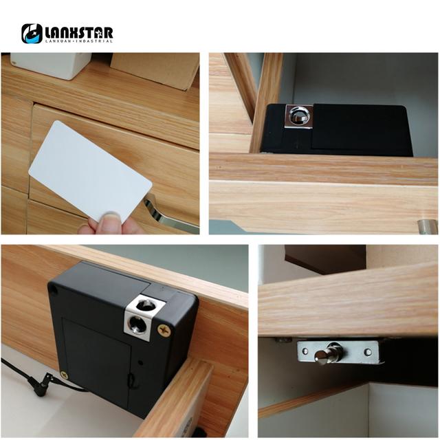 Electronic Hidden Smart Lock