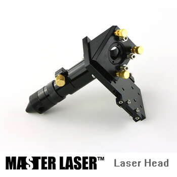 Laser Lens Head Tube DIA 20mm FL76.2mm 3inch Out dia 25mm With Air Assistant CO2 Cutting Machine Laser Head Cutting