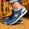 Xtep Original Autumn Men Fashion Retro Vintage Running Shoes Sneakers Men S Outdoor Sport Athletic Mesh