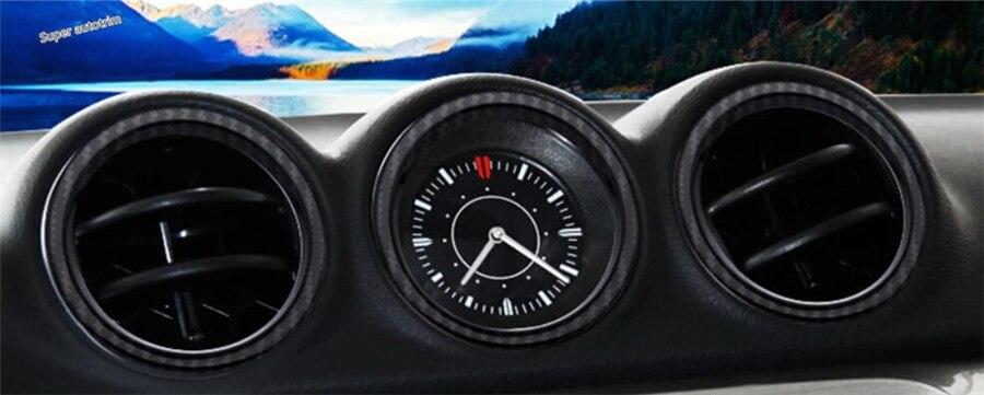 For Suzuki Vitara Escudo 2015 2016 ABS Car Door Stereo Speaker Cover Trim 2pcs
