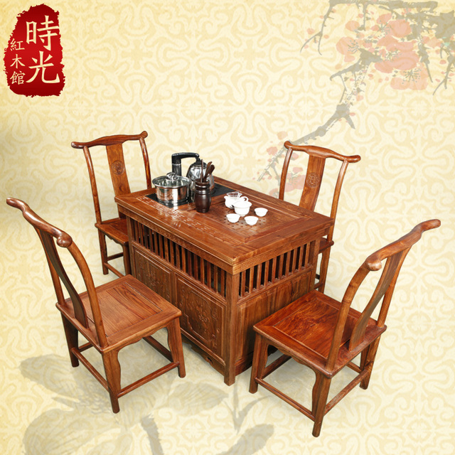 Ming And Qing Classical Chinese Furniture Solid Wood Mahogany