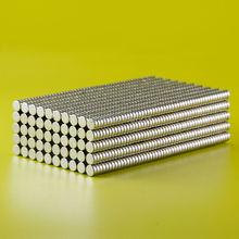Бесплатная доставка Оптовая продажа 100 шт. 4×1.5 мм N50 редкоземельных магнитов мощный неодимовый магнит диска