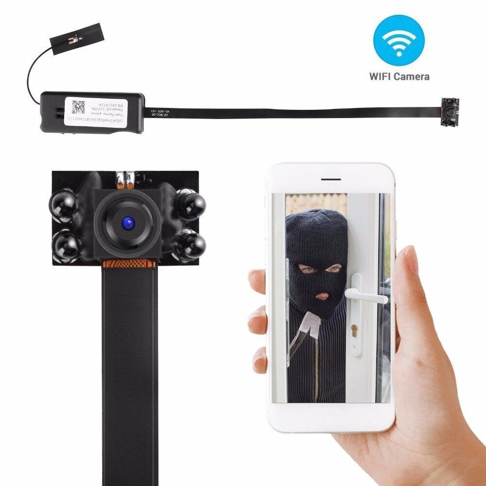 On Sale HD 1080P WIFI Mini Camera DIY Module Wireless IP ...