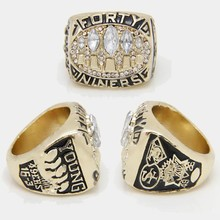 Promotion Price for Replica Newest Design 1994 Super Bowl XXIX San Francisco 49ers  Championship Ring Free Shipping