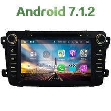 2GB RAM 8″ Android 7.1.2 Car DVD Multimedia Radio Player DAB+ SWC for Mazda CX-9 2007 2008 2009 2010 2011 2012 2013 2014 2015