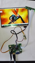 Sale 8.2 inch 1280*800 IPS LCD Screen Monitor Display with HDMI VGA Drive Board For Raspberry Pi 3