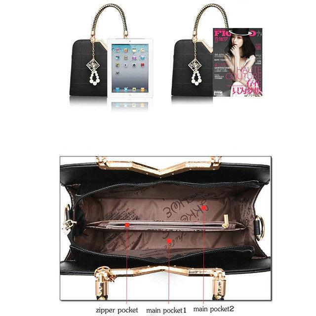 2019 New Summer Female Bag For Ladies Phone Pocket Zipper Woman Handbags Flap Famous Brand Leather Women Shoulder Crossbody Bags