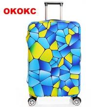 """Тонкий S / M / L / XL еластичний чохол, мода для багажу, захисний чохол для рукави, сумки для чохол для 18 """"~ 32"""" пилу, аксесуари для подорожей"""