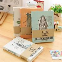 New York City Hard Cover Diary Travel Planner Journal School Notebook Memo Agenda Notepad Memo