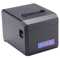 Highspeed Thermoprinter Cash Printers receipt printer 80mm&58mm POS Printers USB+GPRS 300mm for Supermarket Shop Restaurant Bar