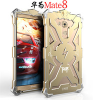 Mate8 Original Design Armor Metal Frame Case For HUAWEI Mate8 THOR IRONMAN Powerful Cell Phone Bag