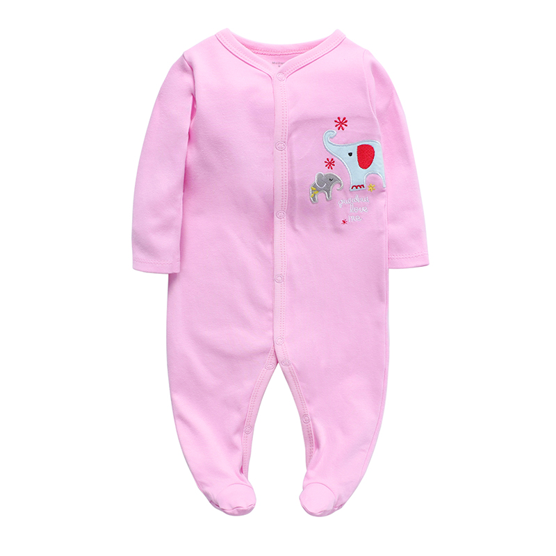 Baby Boys Girls Blanket Sleepers Newborn Babies Sleepwear Infant Long Sleeve 0 3 6 9 12 Months Pajamas