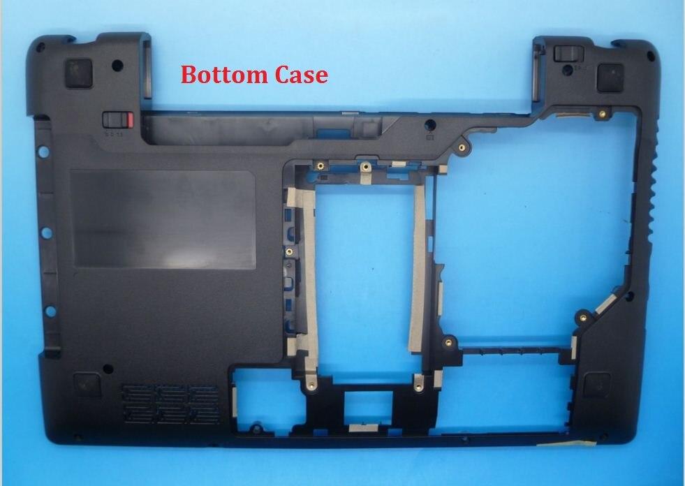 Laptop Bottom Case For Lenovo For Ideapad Z470 Z475 31049440 34KL6BALV00 31049439 34KL6BALV10 Base Cover Lower Case Black UsedLaptop Bottom Case For Lenovo For Ideapad Z470 Z475 31049440 34KL6BALV00 31049439 34KL6BALV10 Base Cover Lower Case Black Used