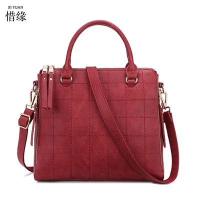 XIYUAN BRAND summer Tote Women Leather Handbags Ladies Party Shoulder Bags Fashion cross body Bags high quality messenger bags 2017 fashion summer women shoulder bags leather high quality messenger bag boston flowers handbag cross body bags tote purse