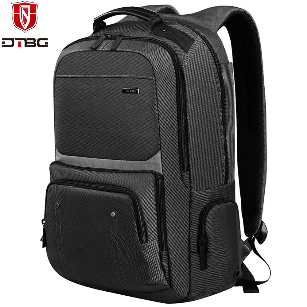 DTBG Backpack 17.3 Inch Laptop Backpacks for Men Women Nylon Roomy Travel Bags Waterproof School Computer Bags for Apple Macbook jbl synchros e40bt