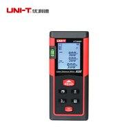 UNI T UT390B+ Portable Laser Rangefinder 40M Laser Distance Meter Tester Range Finder M/in/ft Area/Volume Calculation