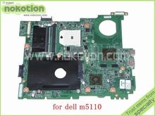 CN-0FJ2GT 0FJ2GT For dell Inspiron M5110 Laptop motherboard DDR3 With HD 6470M graphics
