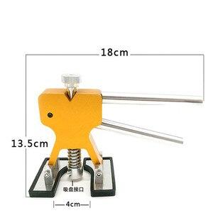 Image 2 - Dent Werkzeuge Ausbeulen ohne Reparatur Werkzeuge Dent Entfernung Dent Puller Tabs Dent Lifter Hand Tool Set Dent Toolkit Ferramentas