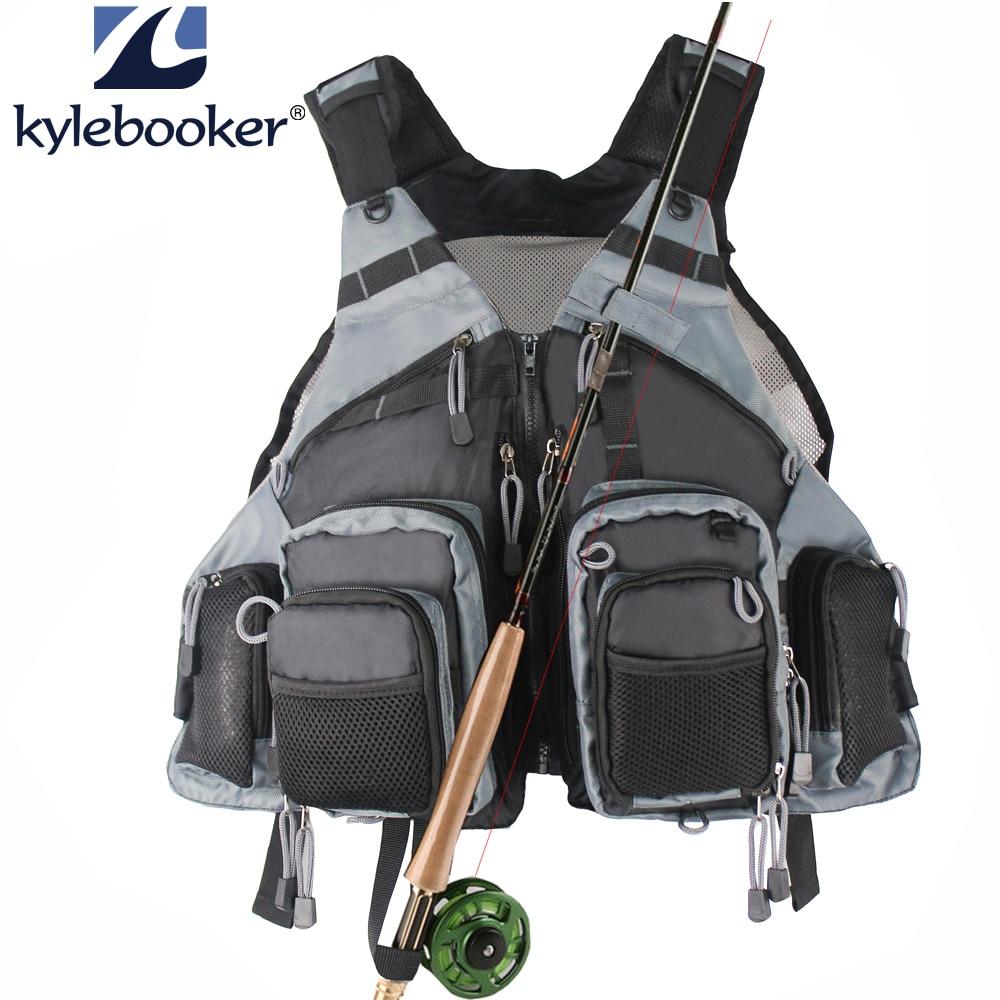 de pesca truta multifunções respirável mochila tamanho